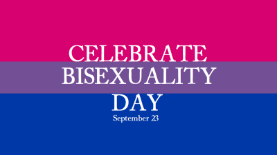 Recall Bisexuality Day 2019 Date: Know Bisexual Pride Day History